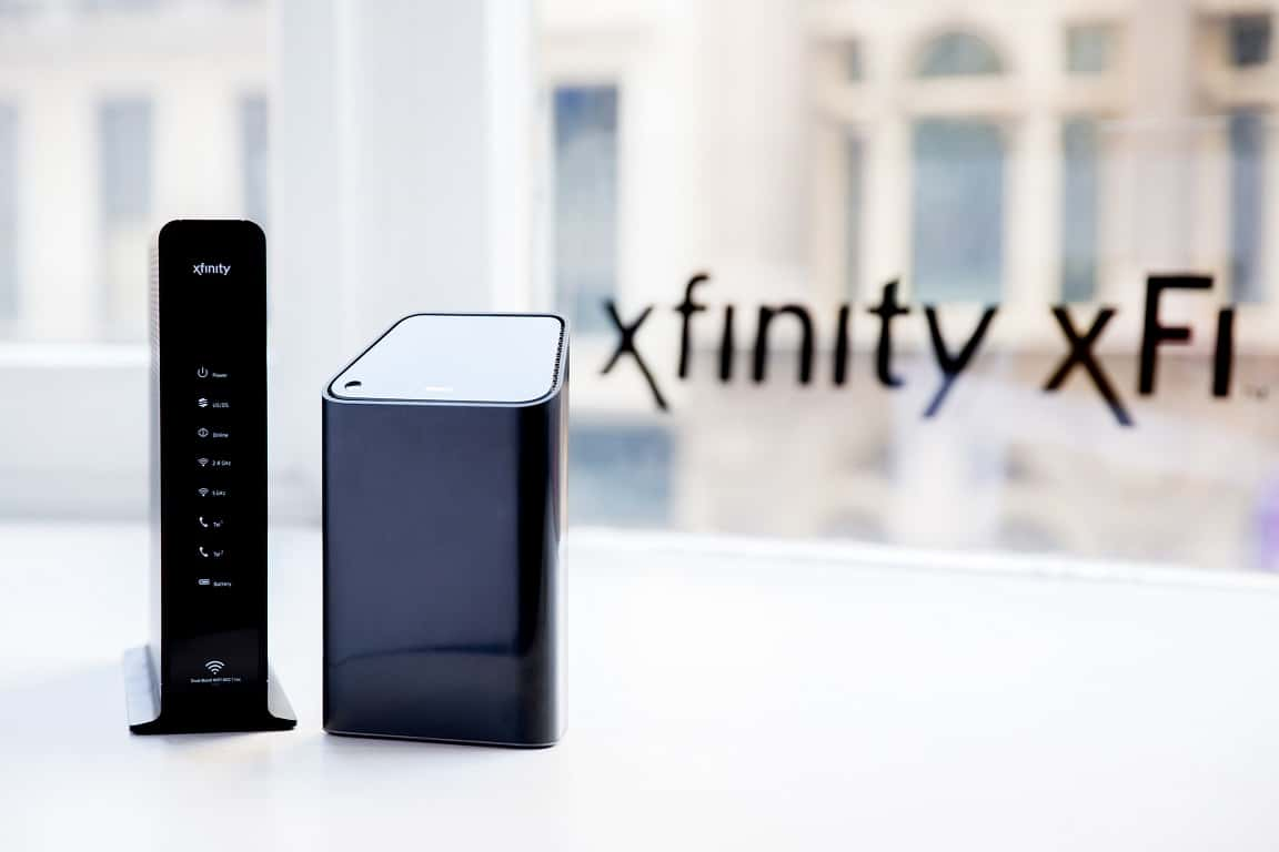 Xfinity xFi 5