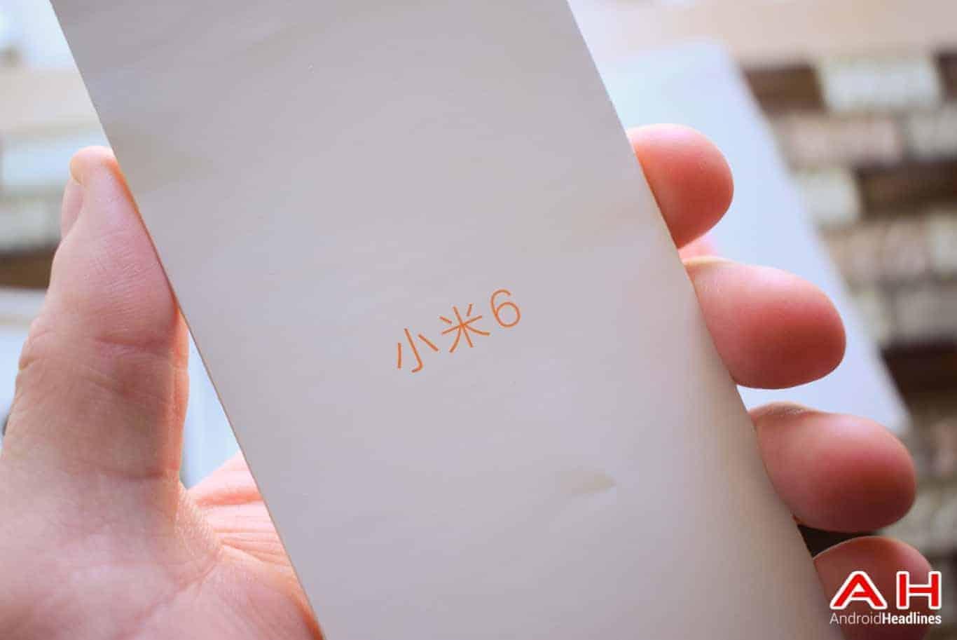 Xiaomi Mi 6 Review AM AH 24