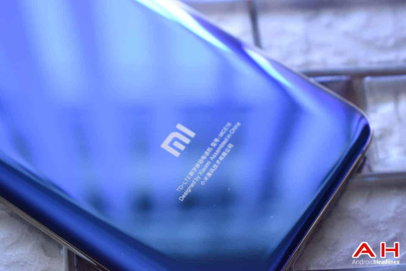 Xiaomi Mi 6 Review AM AH 3