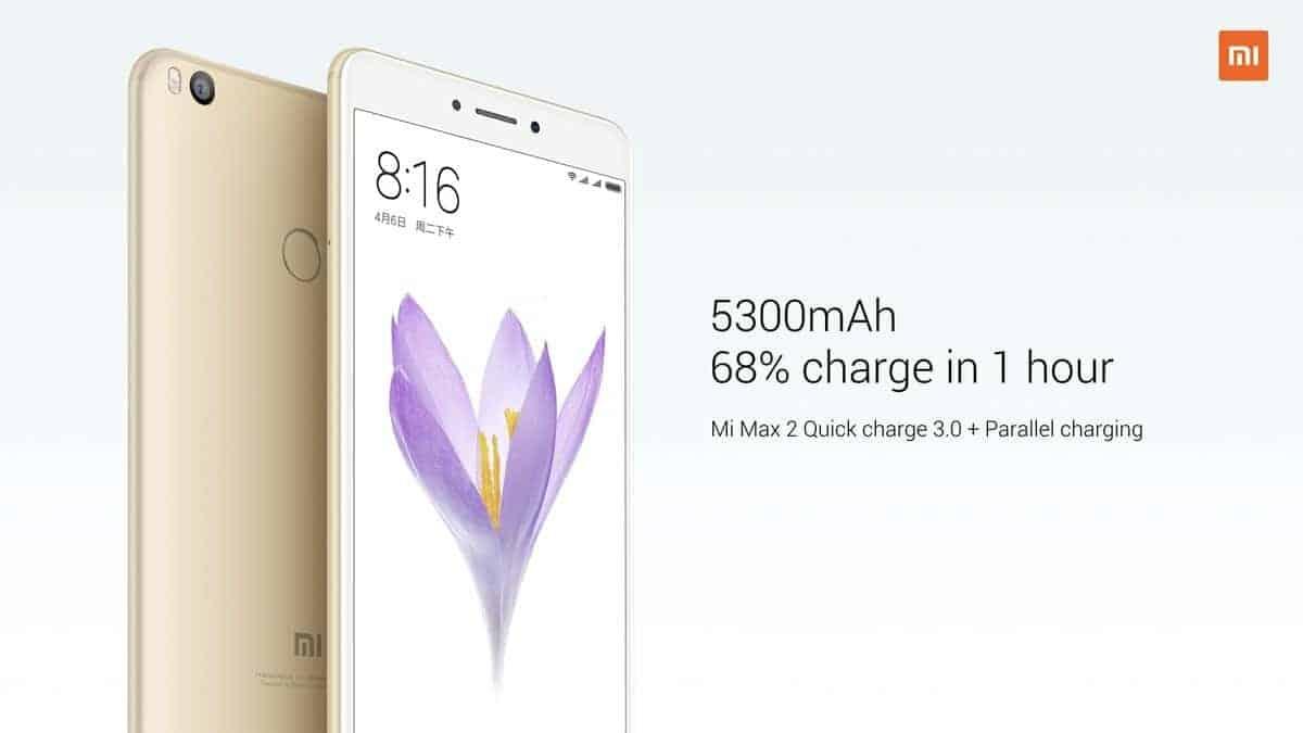 Xiaomi Mi Max 2 12