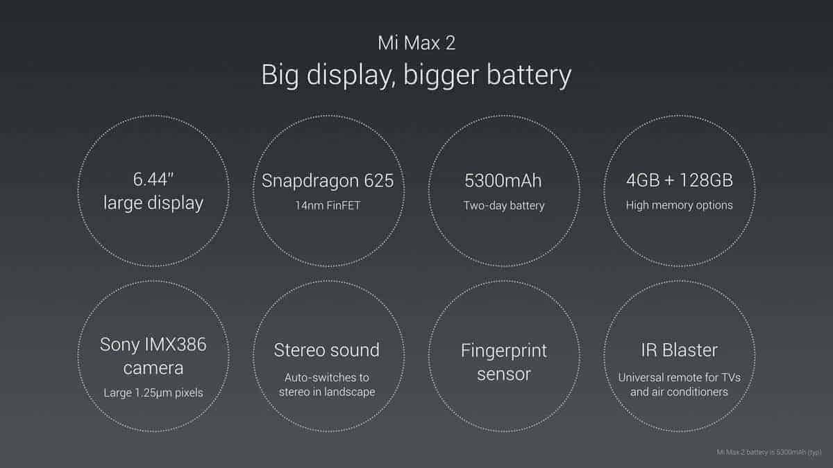 Xiaomi Mi Max 2 19