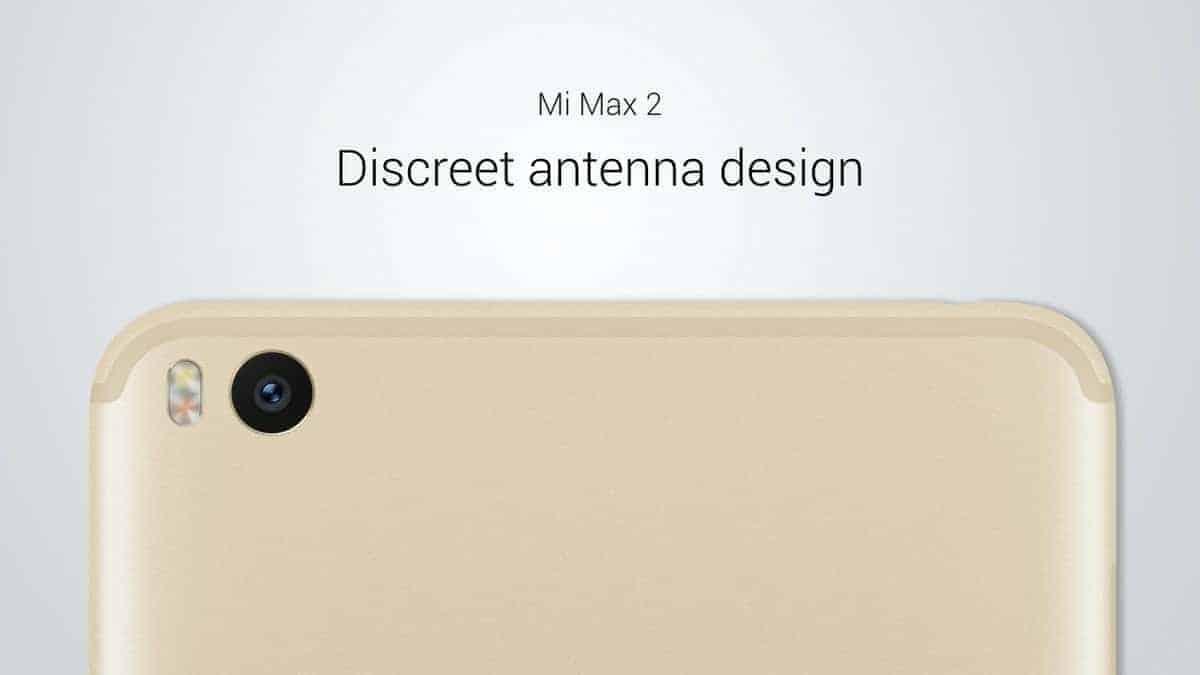 Xiaomi Mi Max 2 6