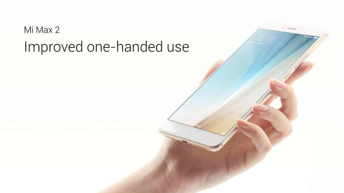Xiaomi Mi Max 2 7