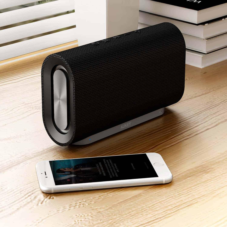 aukey eclipse bluetooth speaker 5