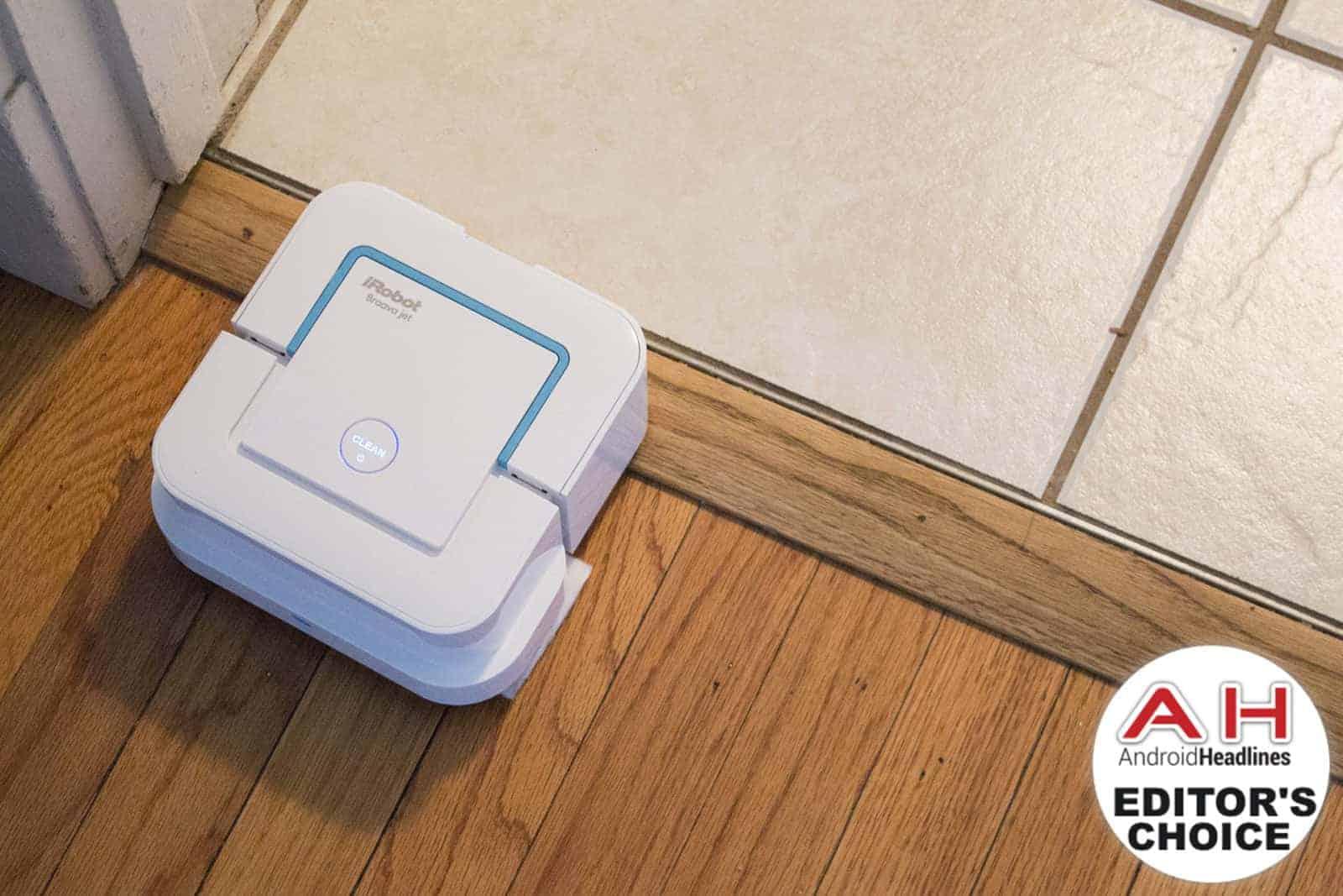 IRobot Braava Jet Robot Mop Review Android News - Roomba that mops floors