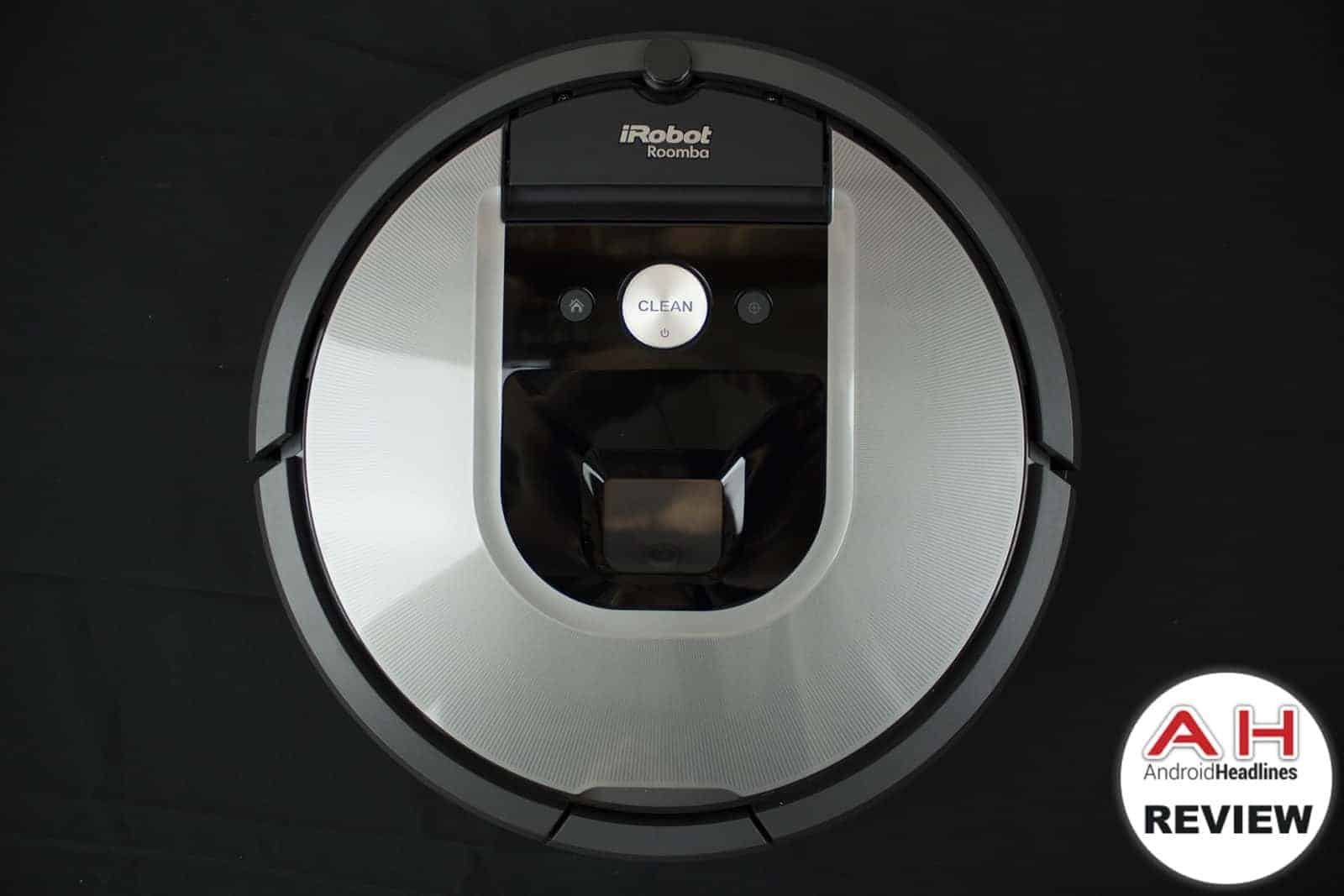 irobot roomba 960 review a feature packed quality clean android news. Black Bedroom Furniture Sets. Home Design Ideas