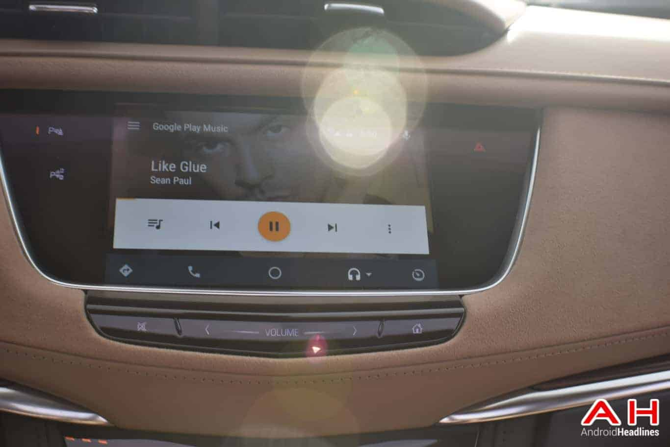 2017 Cadillac XT5 Android Auto Review AM AH 41