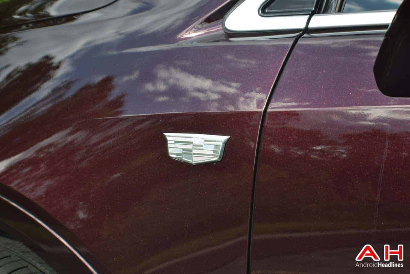 2017 Cadillac XT5 Android Auto Review AM AH 8