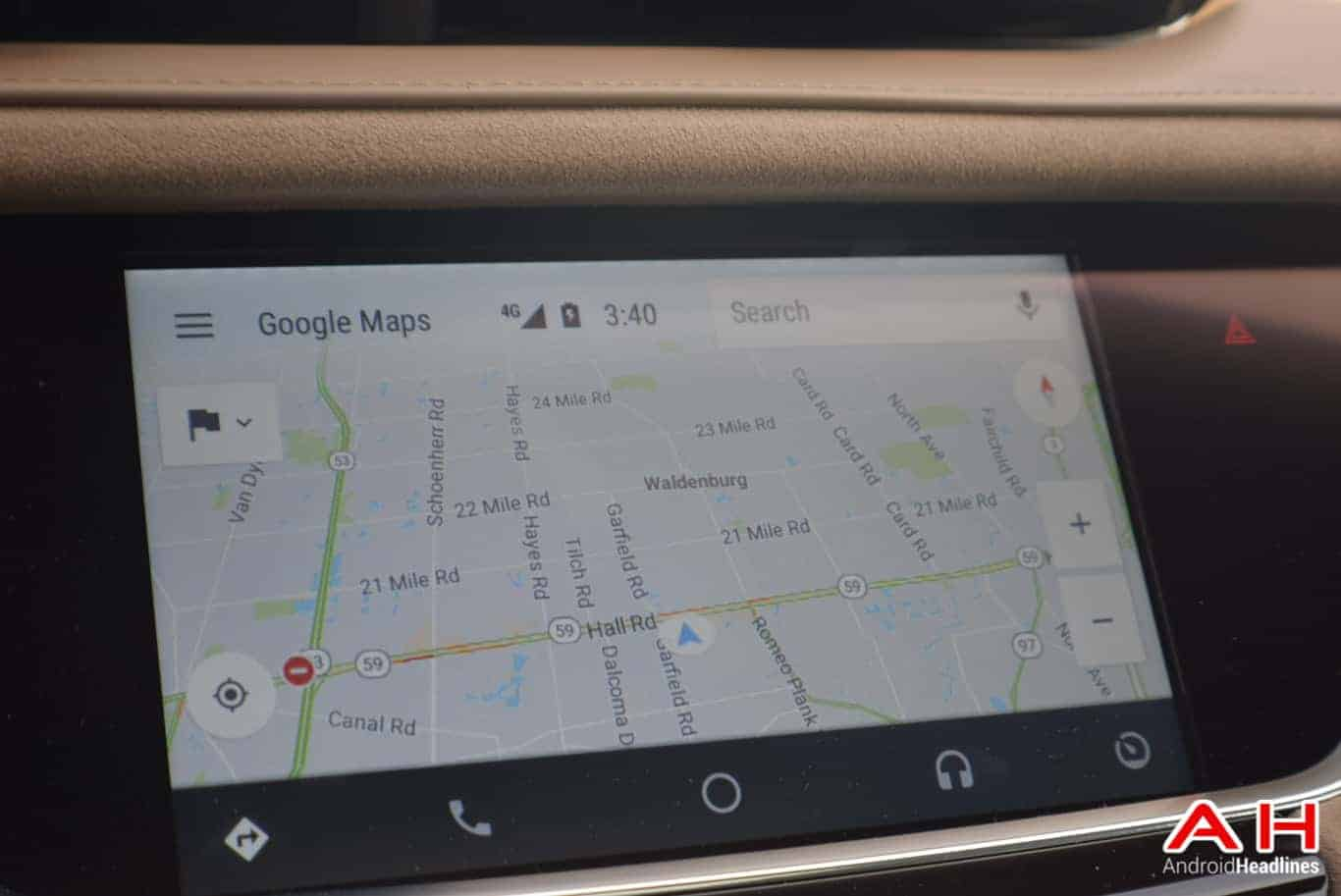 2017 Cadillac XT5 Android Auto Review AM AH 91