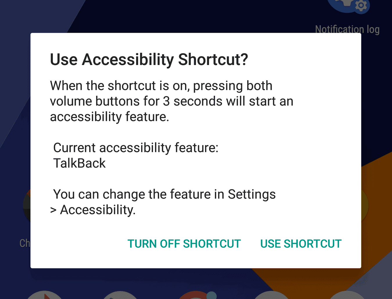 Android O Accessibility Features 2