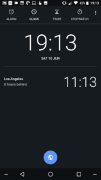 Android O Dev Preview 3 Google Clock AP 1