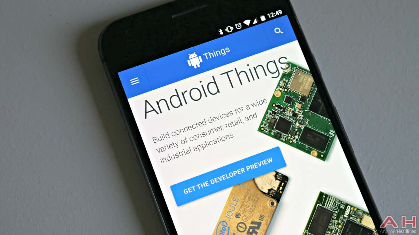 Android Things AH 1
