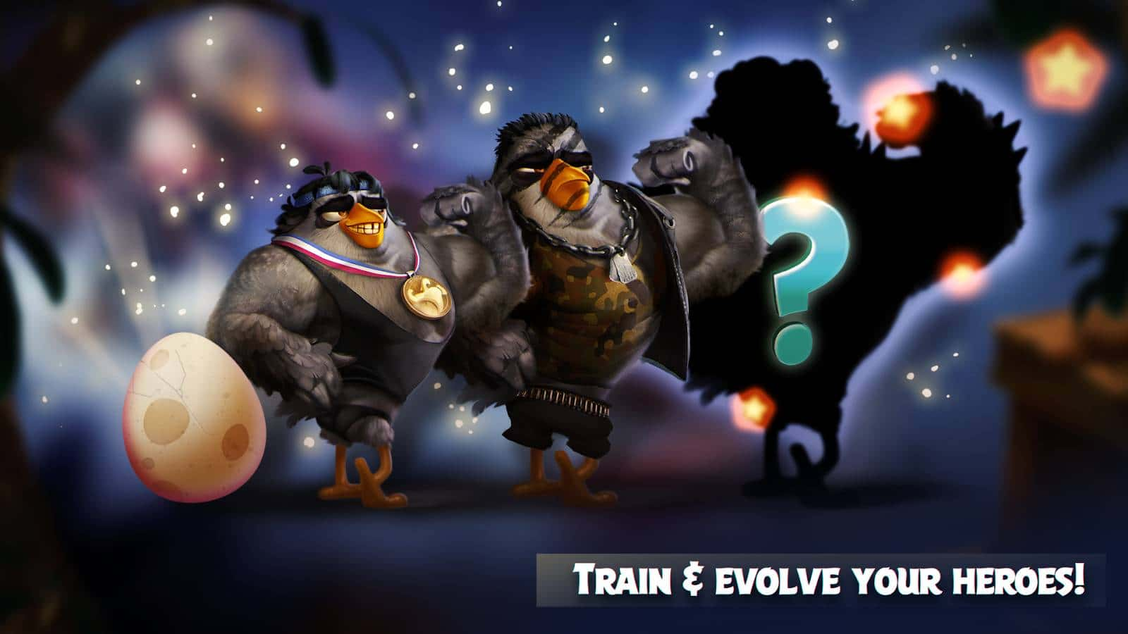 Angry Birds Evolution 3
