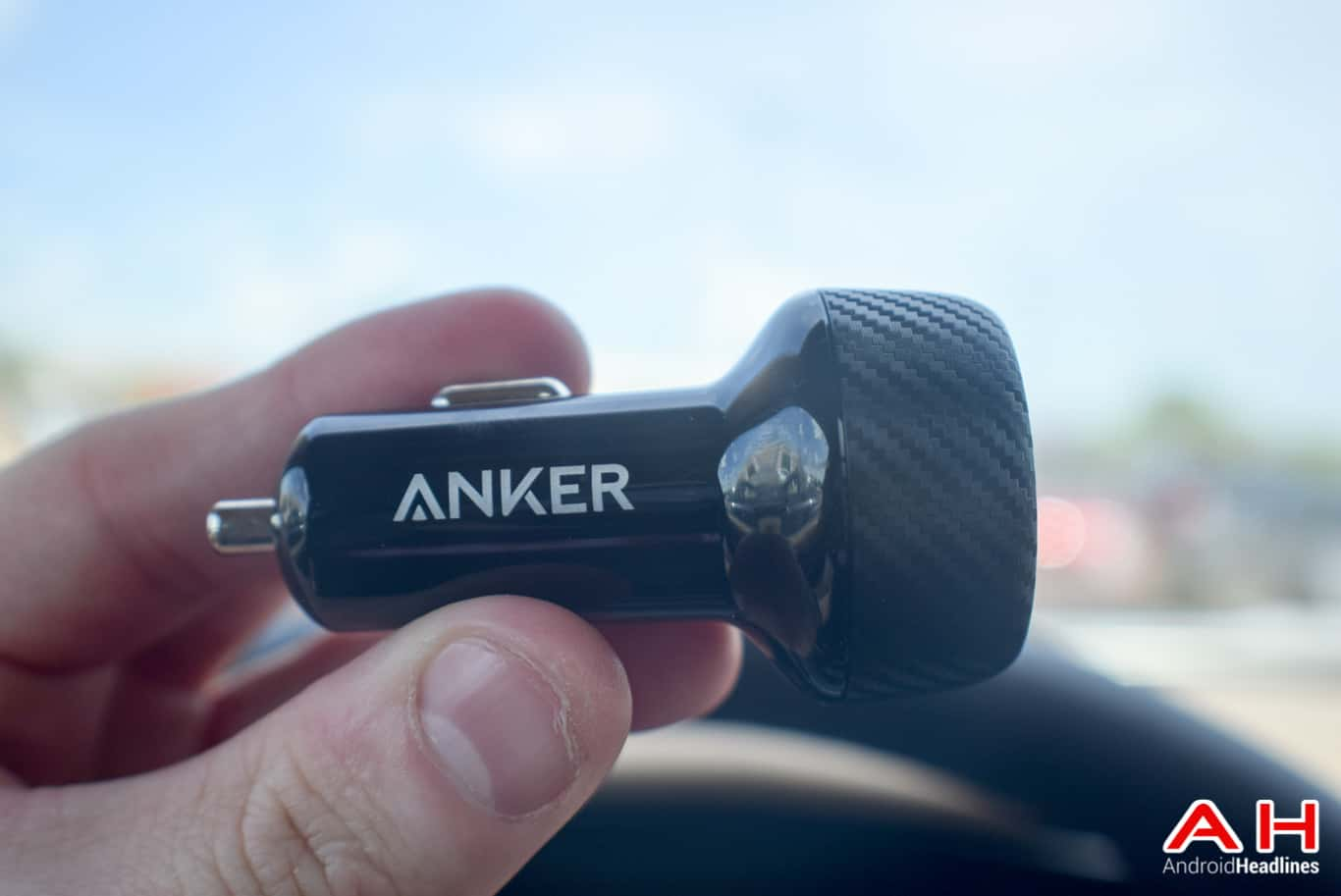 Anker PowerDrive Speed 2 Car Charger Review AM AH 4