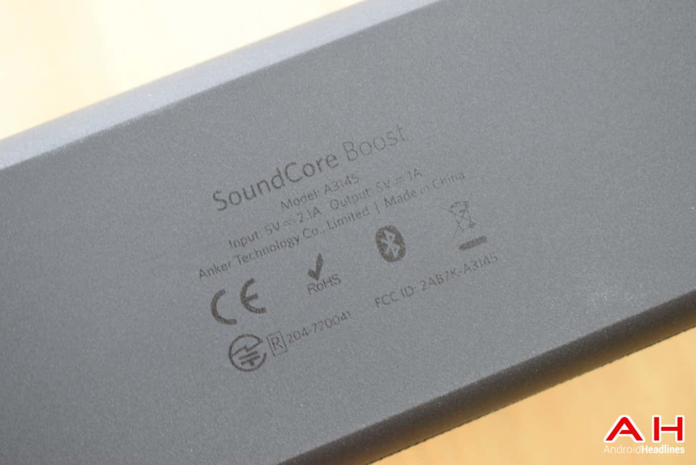 Anker SoundCore Boost AM AH 11