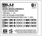 BLU Xtreme Pro 22