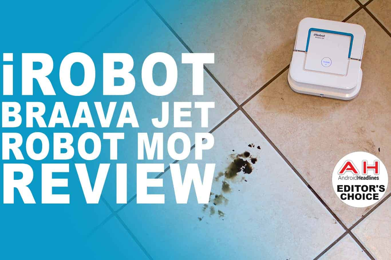 irobot braava jet 240 robot mop video review. Black Bedroom Furniture Sets. Home Design Ideas