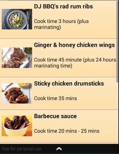 Best android apps barbecue june 2017 androidheadlines whats the best way to kick off a list of top 10 barbecue apps than to share a bbq recipe app well this application is one of the best such applications forumfinder Images