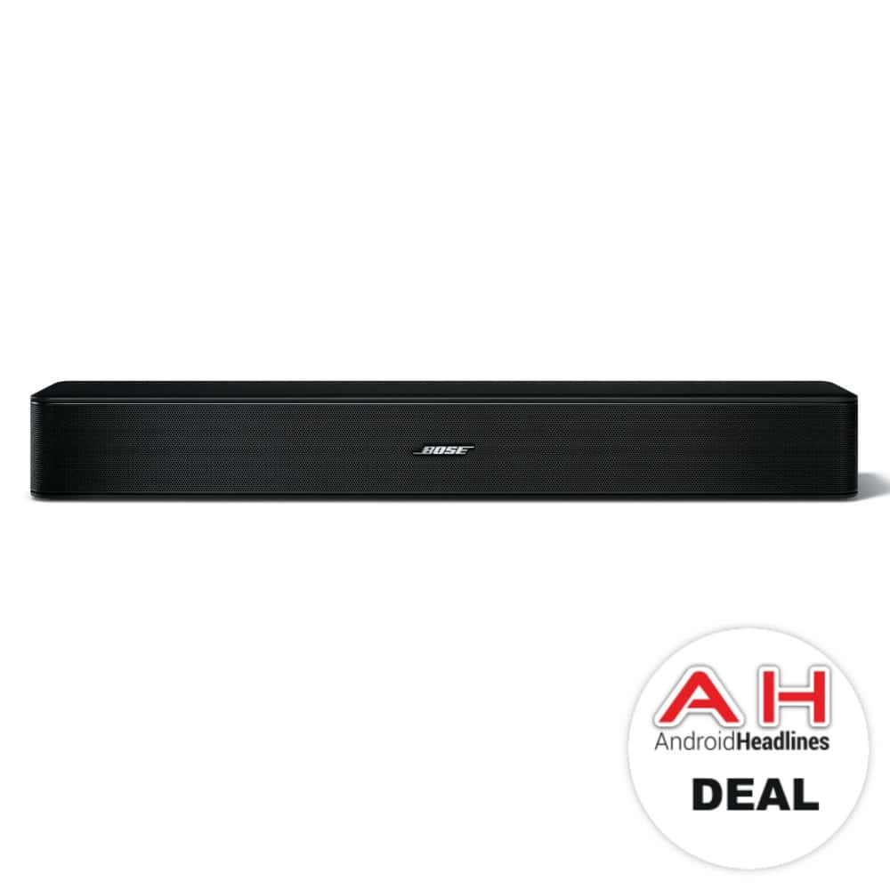 deal bose solo 5 tv sound system for 224 6 16 17. Black Bedroom Furniture Sets. Home Design Ideas