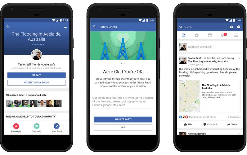 Facebook Safety Features Context 1