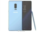 Galaxy Note 8 Coral Blue leak 1