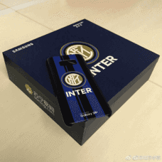 New Leak Hints At Samsung Galaxy S8 Plus Inter Milan Edition