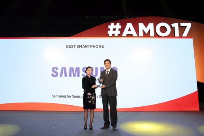 Galaxy S8 best smartphone MWC Shanghai 2017 1