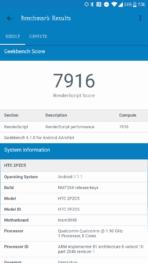 HTC U11 AH NS screenshots benchmarks 10