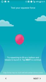 HTC U11 AH NS screenshots edge sense 2