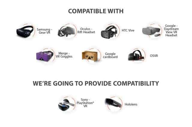 Hapto VR 10