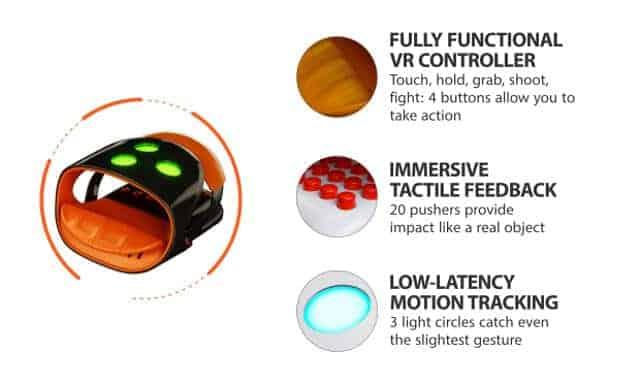 Hapto VR 3