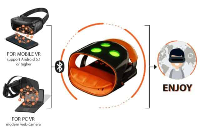 Hapto VR 8