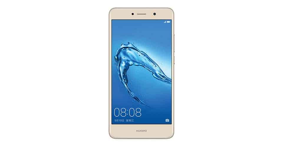 Huawei Y7 Prime 7
