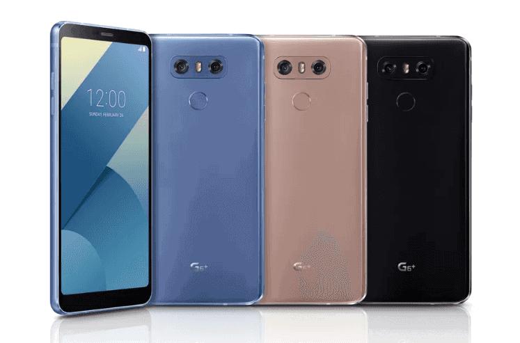 LG G6 Plus 2