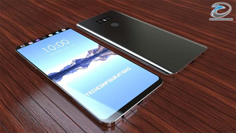 LG V30 concept 1111