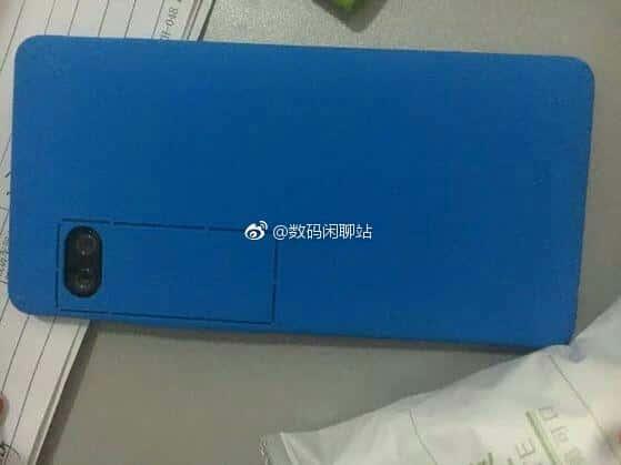 Meizu Pro 7 Leaks 1