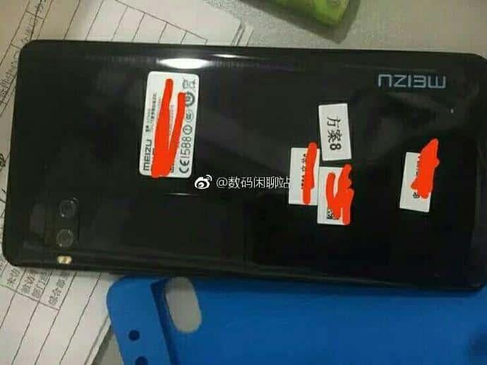 Meizu Pro 7 Leaks 2