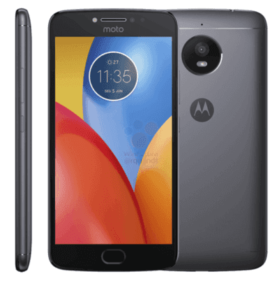 newly leaked moto e4 plus renders show three color