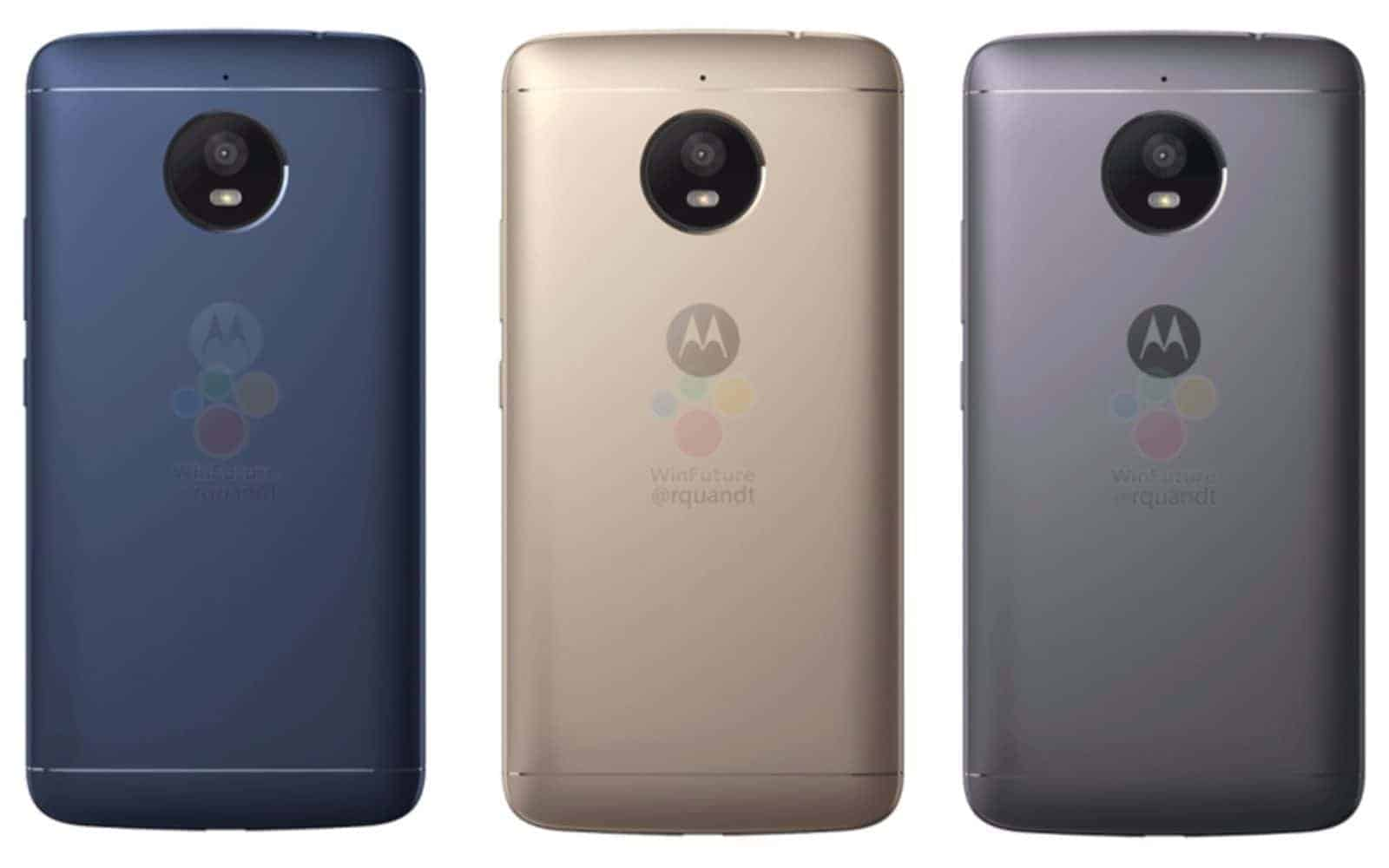 newly leaked moto e4 plus renders show three color variants android news. Black Bedroom Furniture Sets. Home Design Ideas