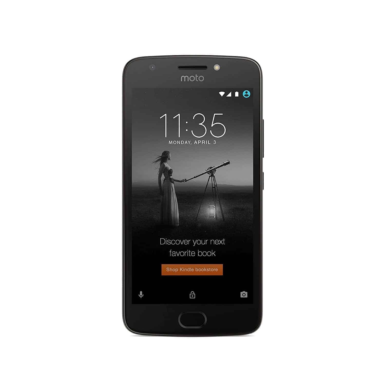 Moto E4 Prime Exclusive 4