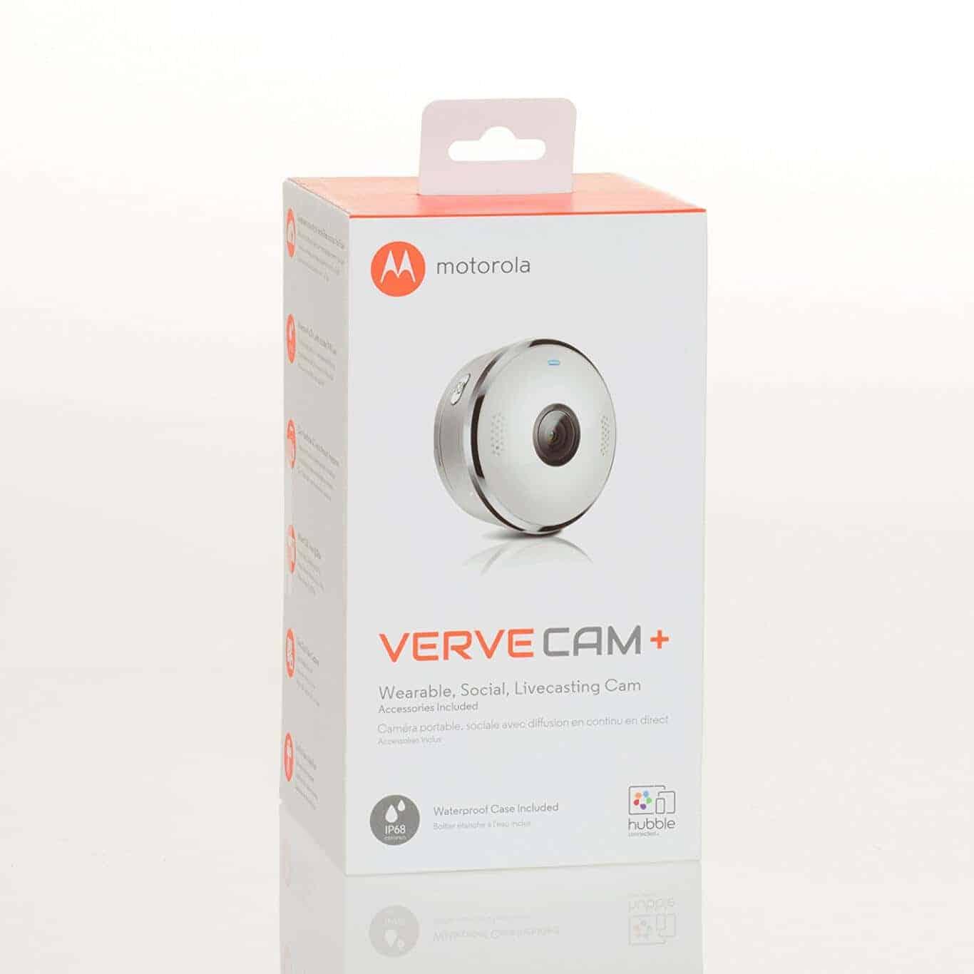 Moto Verve Cam Plus 8