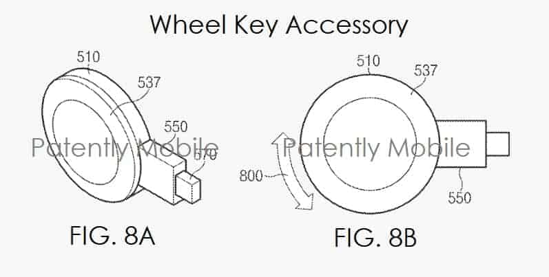 New Samsung Gear VR and Accessory Patents 5