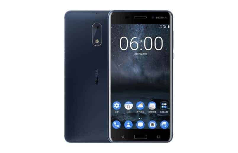 Tempered Blue Nokia 6 Launches In China Pre Orders Open