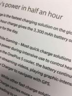 OnePlus 5 3300mAh battery leak 1
