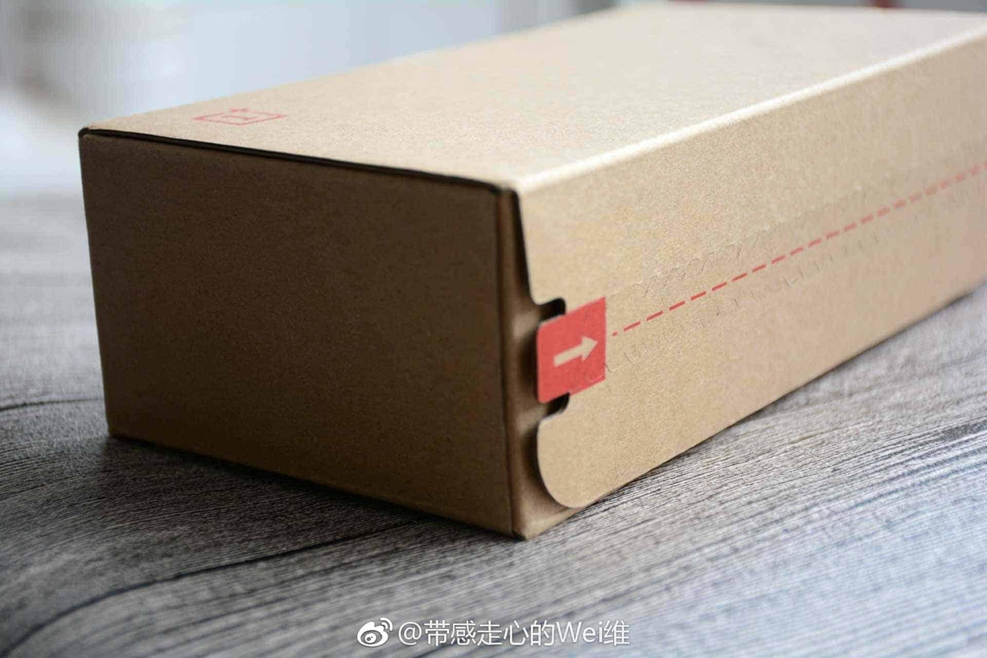 OnePlus 5 Kevlar Event Invite Weibo 1