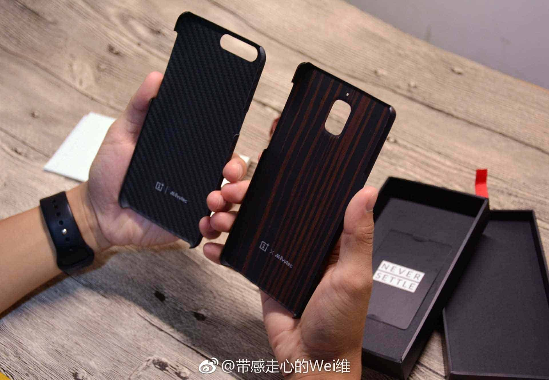 OnePlus 5 Kevlar Event Invite Weibo 4