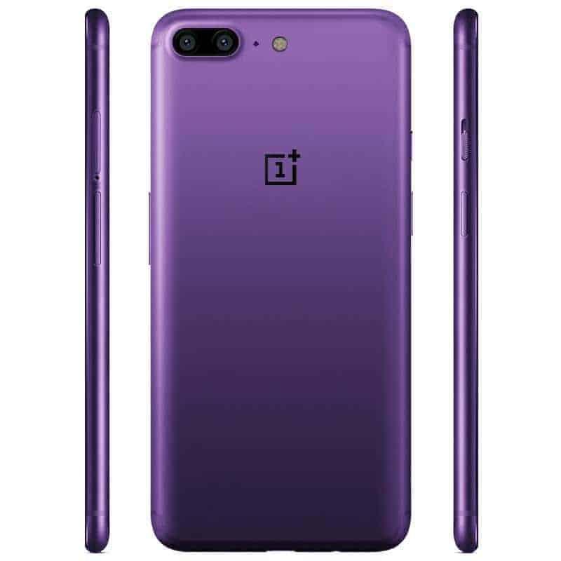 OnePlus 5 Purple leak 1