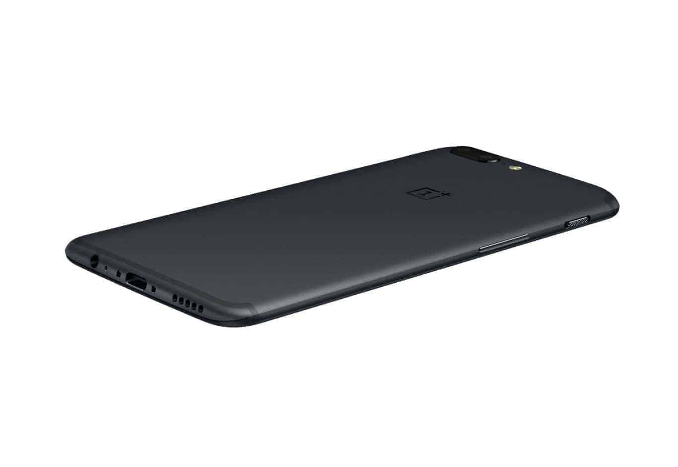 OnePlus 5 Slate Gray 5