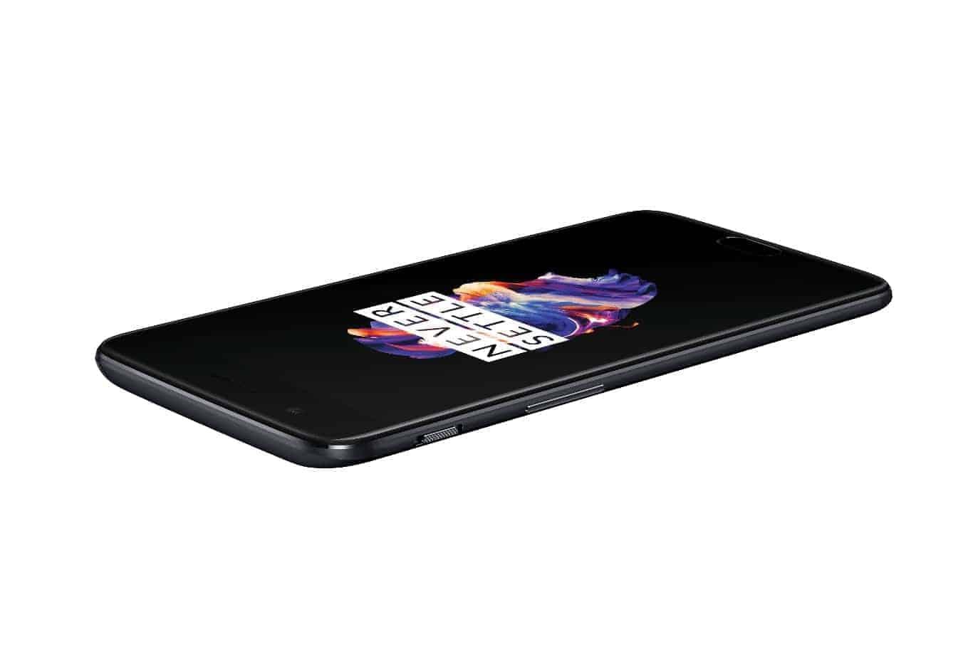 OnePlus 5 Slate Gray 8