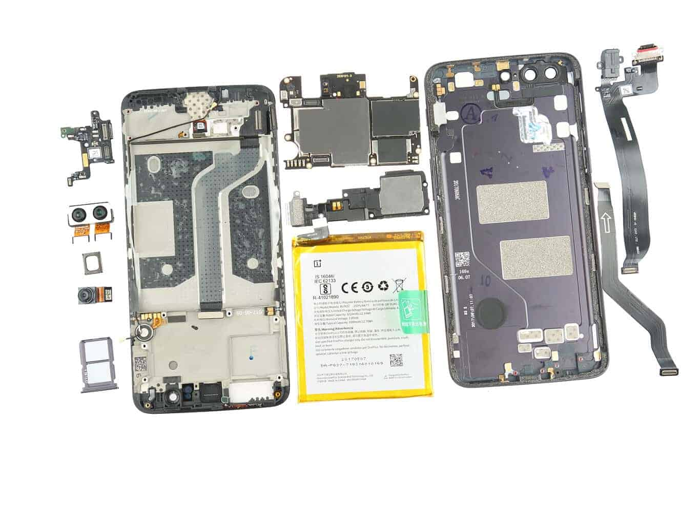 OnePlus 5 Teardown 029
